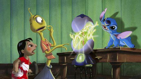 Stitch & Co. Der Film