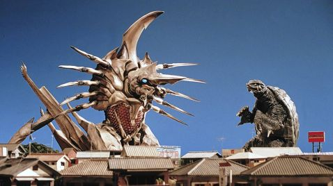 Gamera - Attack of the Legion |