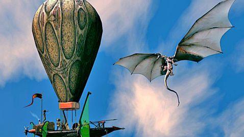 Die Drachenjäger