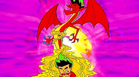 Disneys American Dragon