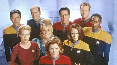 Star Trek: Raumschiff Voyager | TV-Programm Tele 5