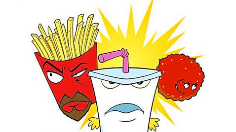 The end of Aqua Teen Hunger Force marks the end - TV Club