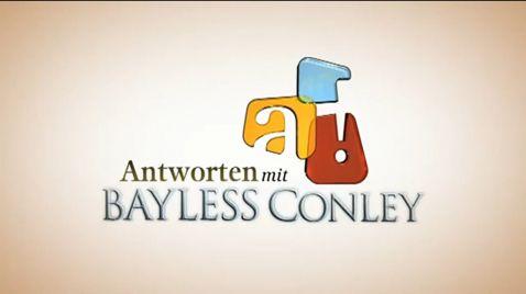 Antworten mit Bayless Conley
