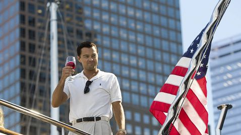 The Wolf of Wall Street |
