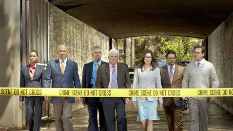 Major Crimes (OmU)