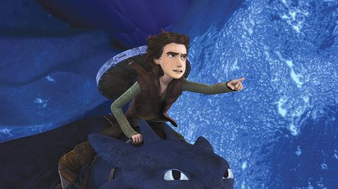 DreamWorks: Die Drachenwächter von Berk