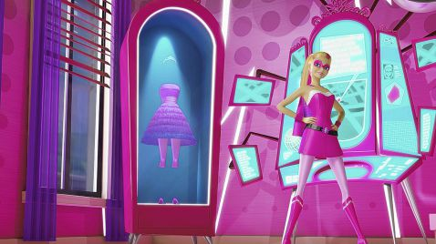 Barbie in: Die Super-Prinzessin