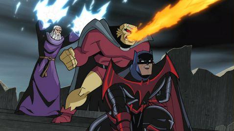 Batman: the Brave & the Bold
