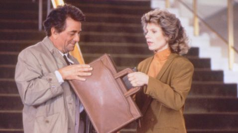 Columbo - Mord in Pastell