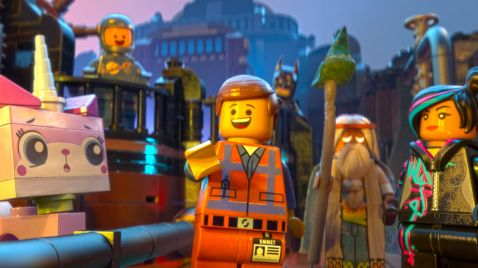 The Lego Movie |