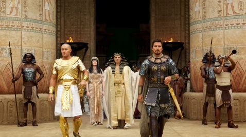 Exodus: Götter und Könige