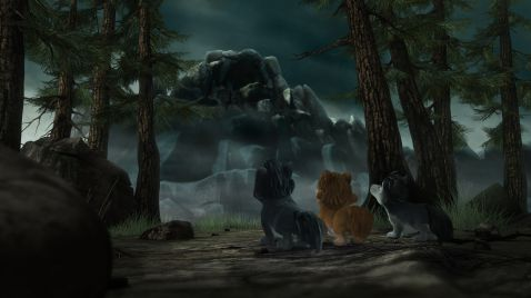 Alpha & Omega 4: Der Geist der Säbelzahnhöhle