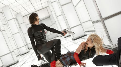 Resident Evil: Retribution |