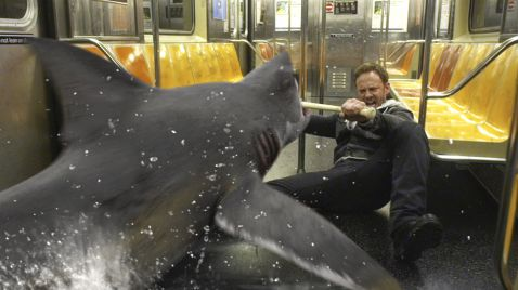 SchleFaZ: Sharknado 2
