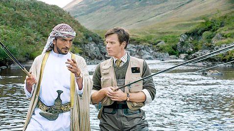 Lachsfischen im Jemen
