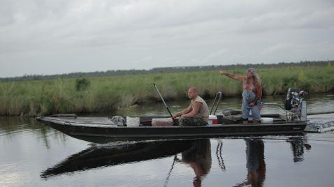 Überleben im Sumpf