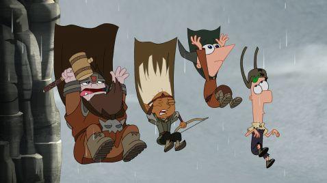Phineas und Ferb |