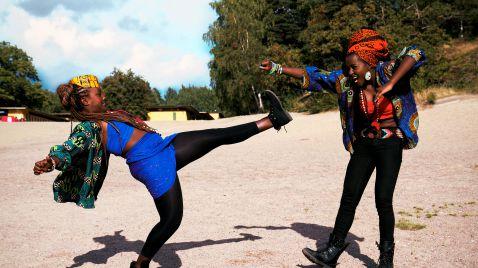 Martha & Niki - Street Dance Weltmeisterinnen