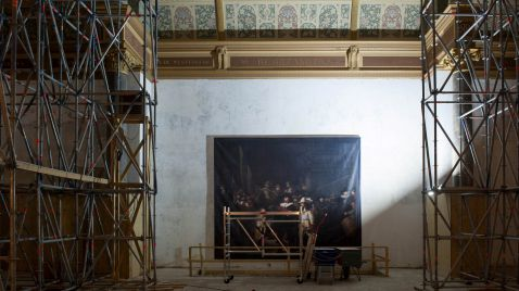 Das neue Rijksmuseum