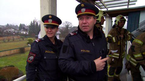 24 Stunden - Polizeieinsatz in Graz |