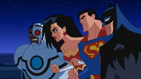 Justice League Action |