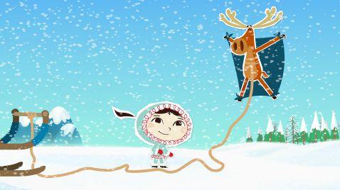 Inui - Abenteuer am Nordpol