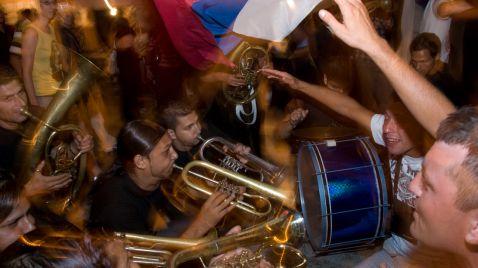 Brasslands - Das Trompetenfestival   TV-Programm Sky Arts HD