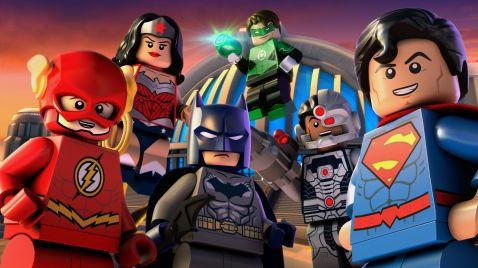LEGO DC Comics Super Heroes: Justice League - Cosmic Clash | TV-Programm Cartoon Network
