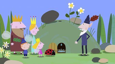 Ben & Hollys kleines Königreich