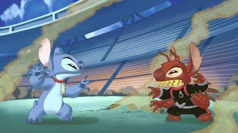 Leroy und Stitch |