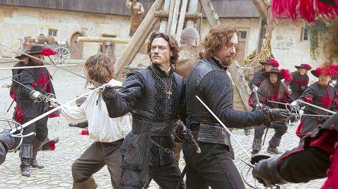 Die drei Musketiere |