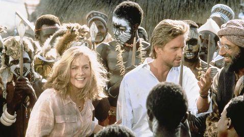 Auf der Jagd nach dem Juwel vom Nil | TV-Programm kabel eins classics