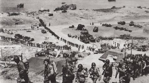 Operation Overlord - Die Landung in der Normandie |