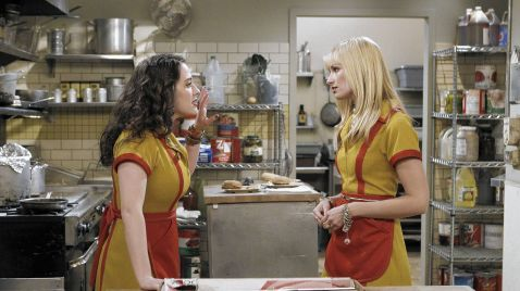 2 Broke Girls |
