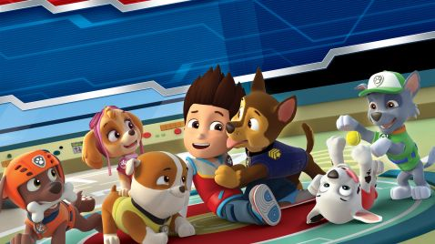 Paw Patrol | TV-Programm NICK Jr.