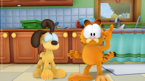 Garfield - (The Garfield Show™) |