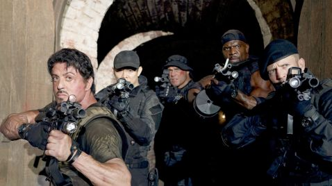 The Expendables |