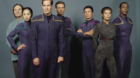 Star Trek - Enterprise |