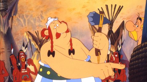 Asterix in Amerika |