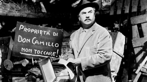 Don Camillo und Peppone |