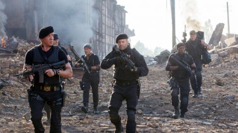 The Expendables 3 - Extended Director's Cut |