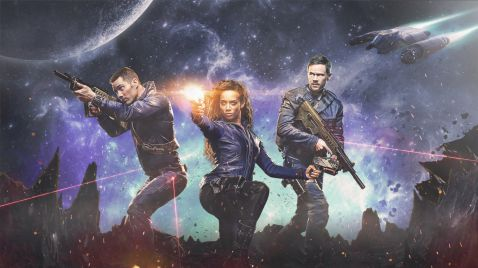 Killjoys - Space Bounty Hunters |