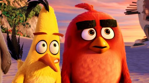 Angry Birds - Der Film |