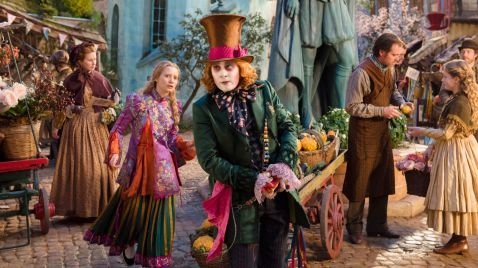 Alice Through the Looking Glass |