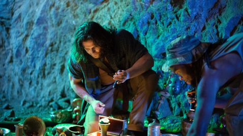 Sinbad and the War of the Furies |