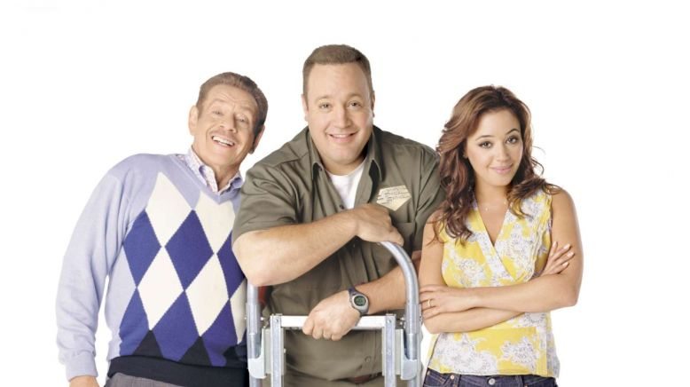 Kevin James Jerry Stiller