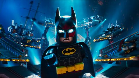 The Lego Batman Movie |