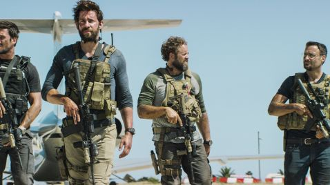 13 Hours: The Secret Soldiers of Benghazi |