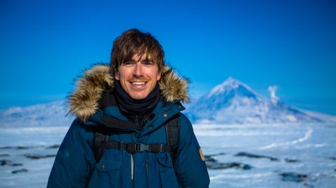 Simon Reeve in Russland |