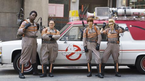 Ghostbusters |